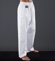 Karate Pants - White or Black